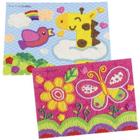 Набор для рисования Angel Cream Дизайнер (Designer Set), 12 цветов
