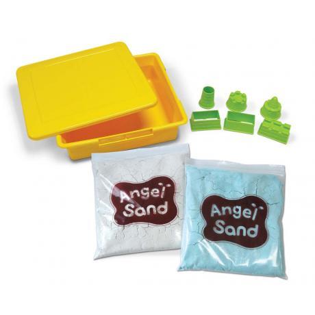 Игровой набор песка Angel Sand Песочный замок (Castle Creator Set)
