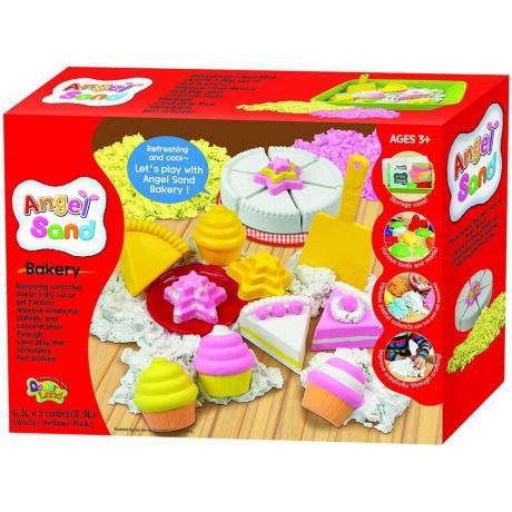 Игровой набор песка Angel Sand Торты и Пирожные (Bakery) MA04053