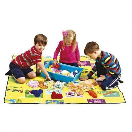 Игровой набор песка Angel Sand 5 Цветов (5-COLOR Pack)
