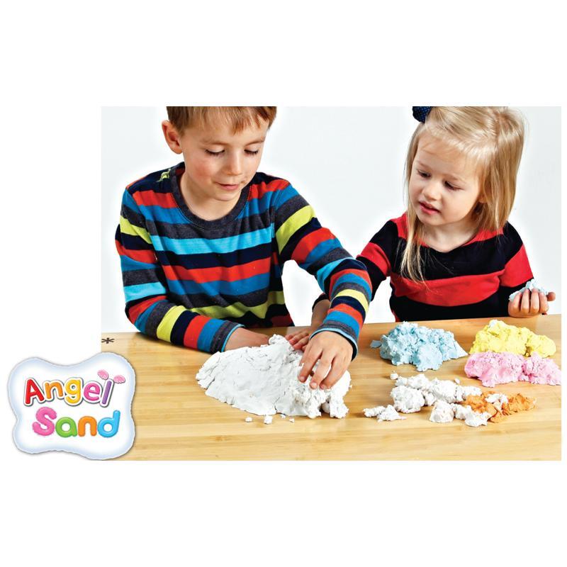 Игровой песок Angel Sand Розовый 0,9 л фото