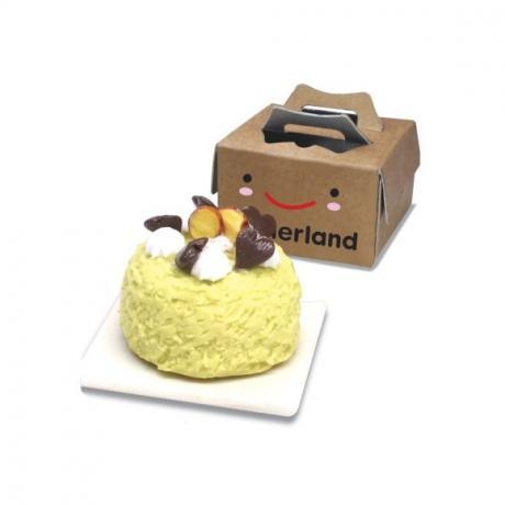 Набор для лепки Miniatures Play Картофельный торт (Sweet Potato cake)
