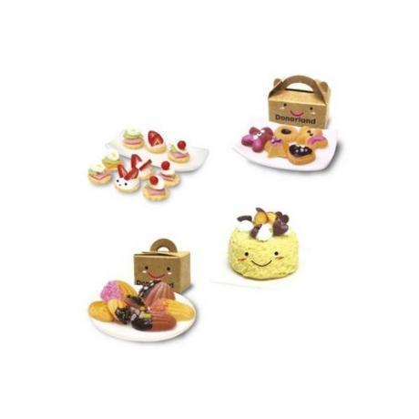 Набор для лепки Miniatures Play Магазин десертов (Dessert Shop)
