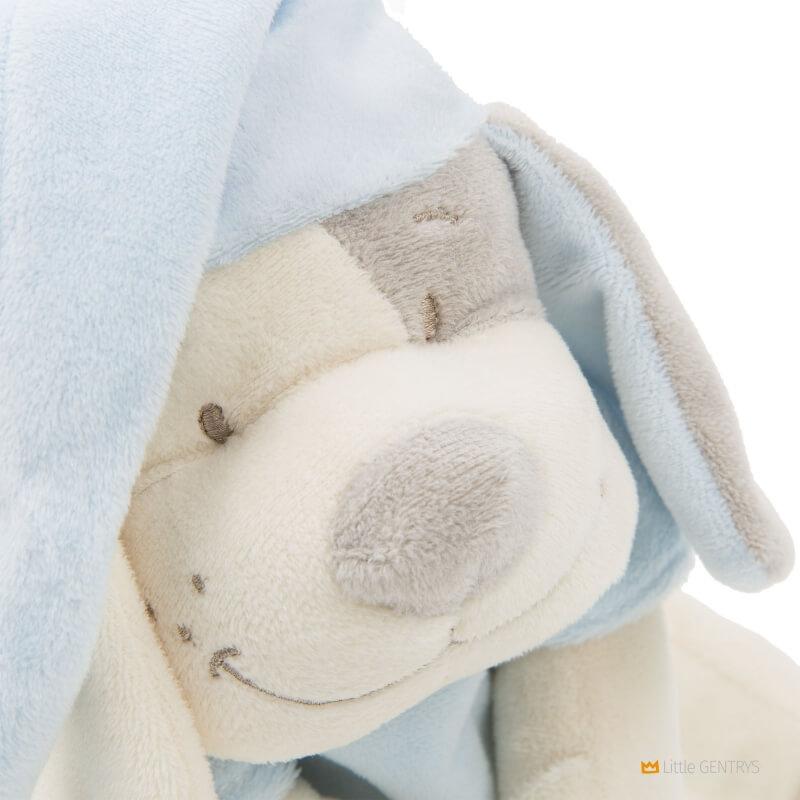 Умная игрушка Doodoo Babiage Собачка голубая фотографии