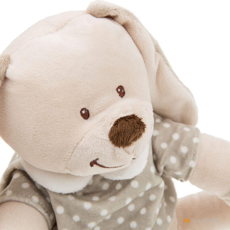 Умная игрушка Doodoo Babiage Зайчик в горошек фото