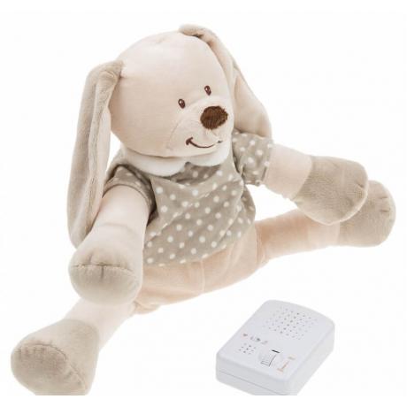 Умная игрушка Doodoo Babiage Зайчик в горошек