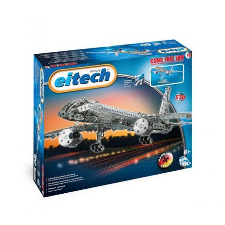 Конструктор EITECH 00010 Самолет 570 деталей