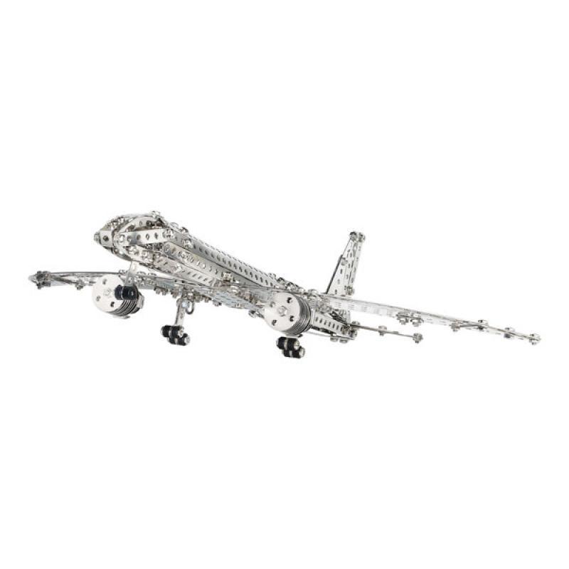Конструктор EITECH 00010 Самолет 570 деталей фото