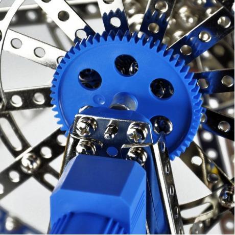 Конструктор EITECH 00017 Колесо обозрения 1200 деталей