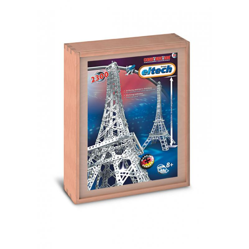 Конструктор EITECH 00033 Эйфелева башня 2300 деталей фото