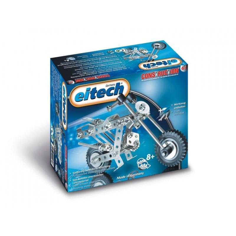 Конструктор EITECH 00061 Moto фото