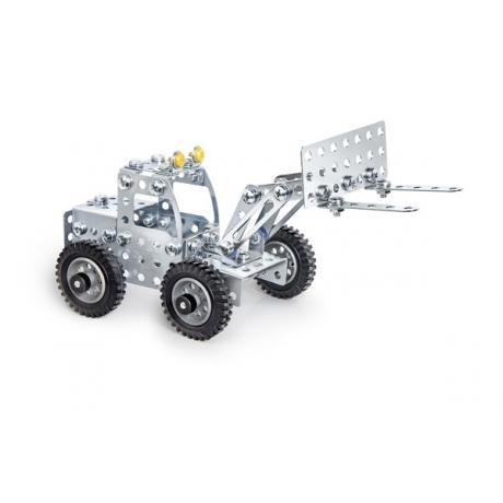 Конструктор EITECH 00082 Колесный погрузчик 160 деталей