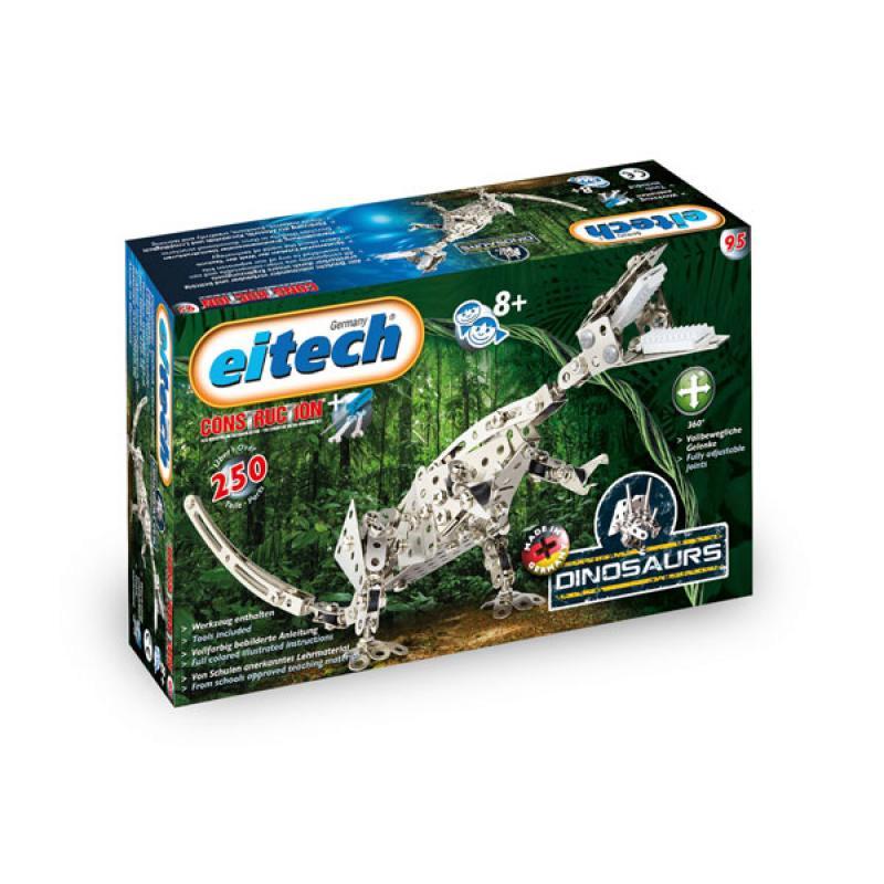 Конструктор EITECH 00095 Тираннозавр Rex 250 деталей фото