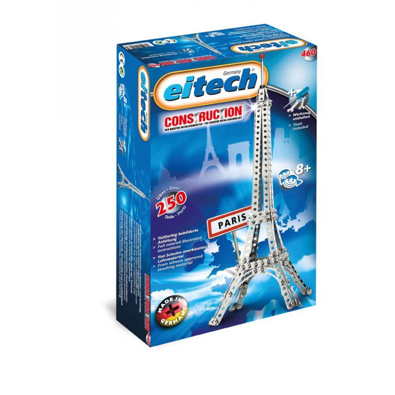 Конструктор EITECH 00460 Эйфелева башня 250 деталей фото