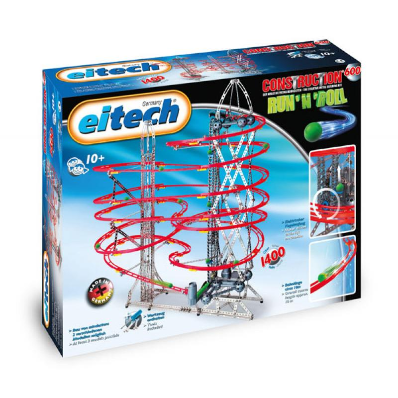 Конструктор EITECH 00600 Серпантин 1400 деталей фото