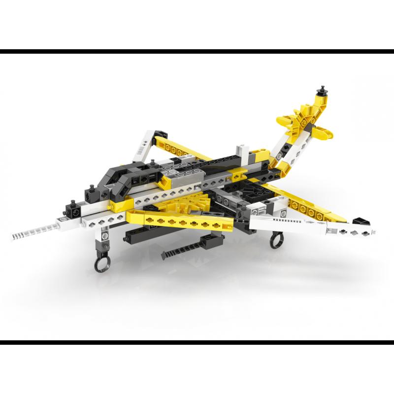 Конструктор Engino Inventor - Набор из 120 моделей с мотором фото