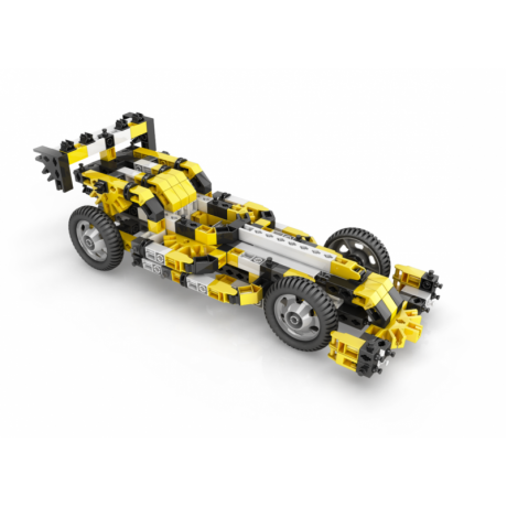 Конструктор Engino Inventor - Набор из 120 моделей с мотором