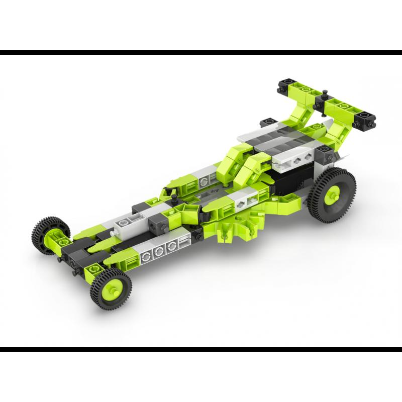 Конструктор Engino Inventor - Набор из 30 моделей с мотором фото