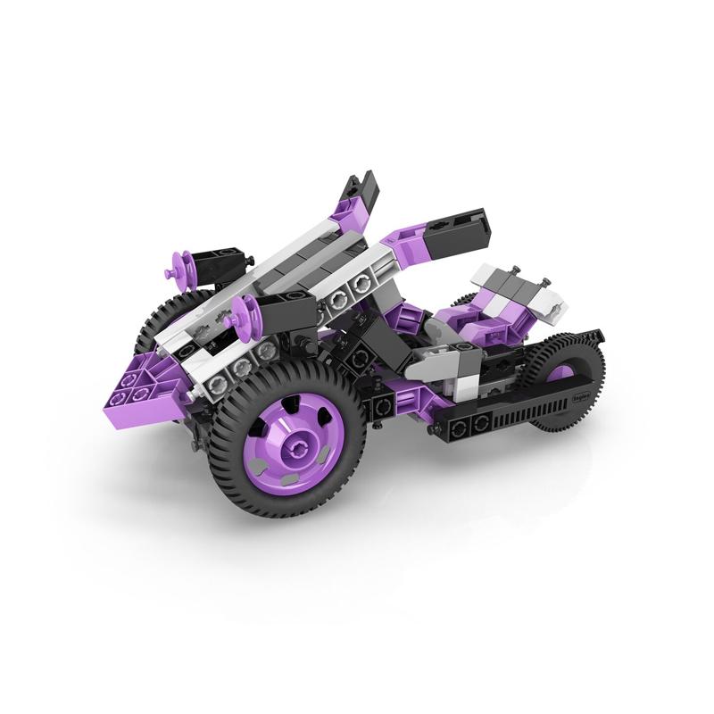 Конструктор Engino Inventor - Набор из 30 моделей с мотором. Приключения фото