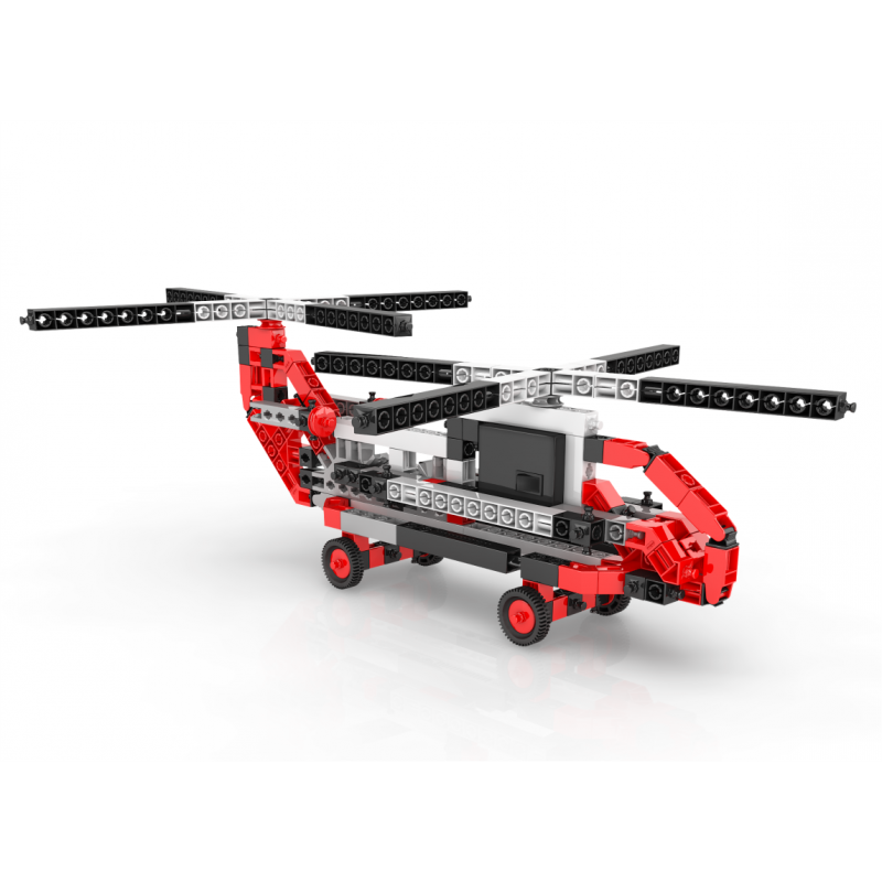 Конструктор Engino Inventor - Набор из 90 моделей с мотором фото