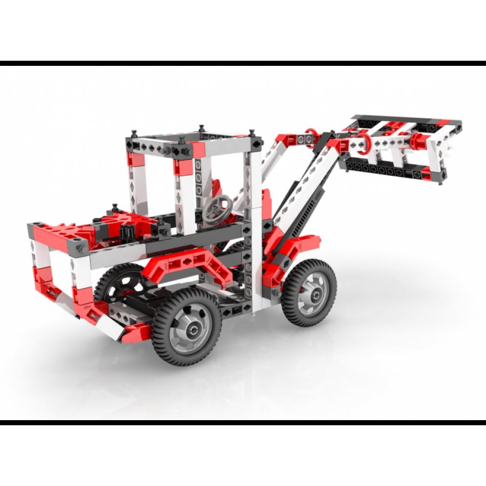 Конструктор Engino Inventor - Набор из 90 моделей с мотором