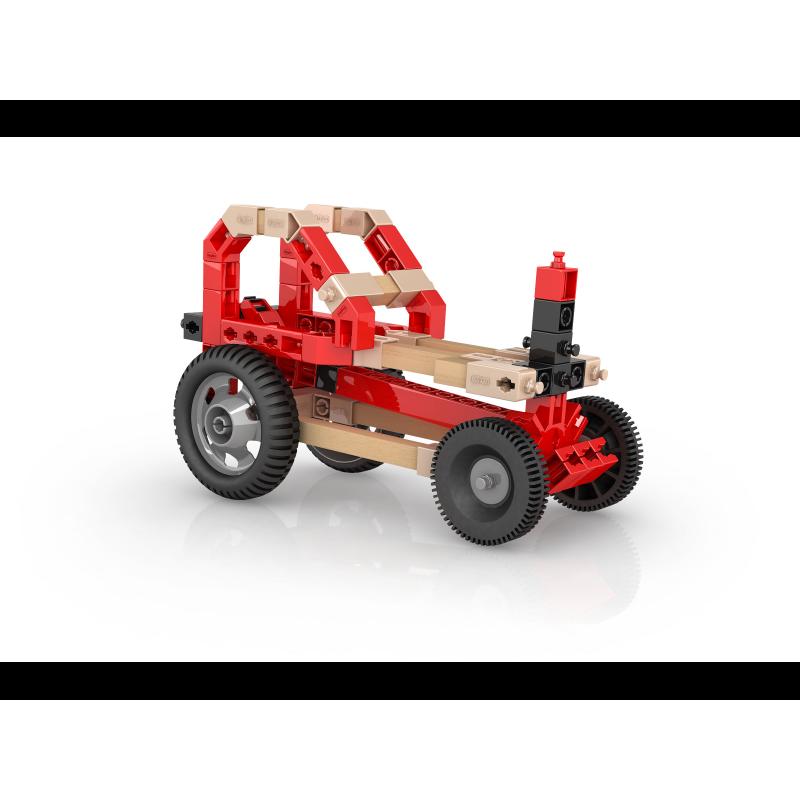 Конструктор Engino Eco Builds - Автомобили фото