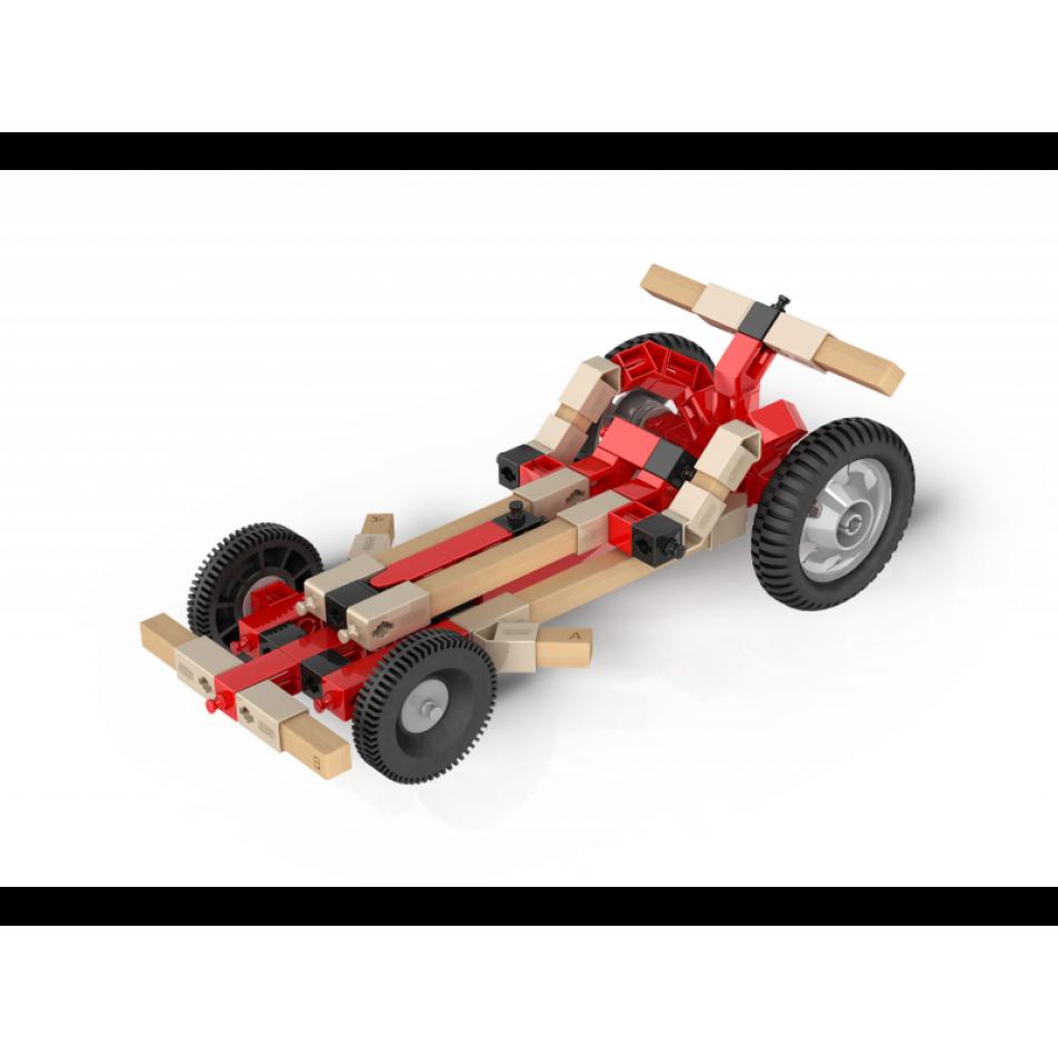 Конструктор Engino Eco Builds - Автомобили