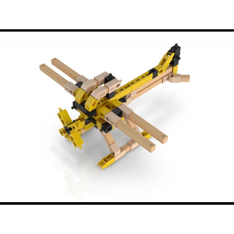 Конструктор Engino Eco Builds - Самолеты фото