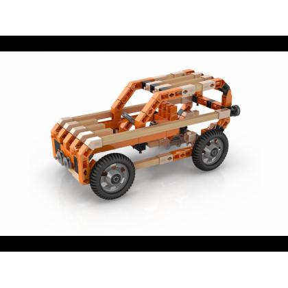 Конструктор Engino Eco Builds - Внедорожники