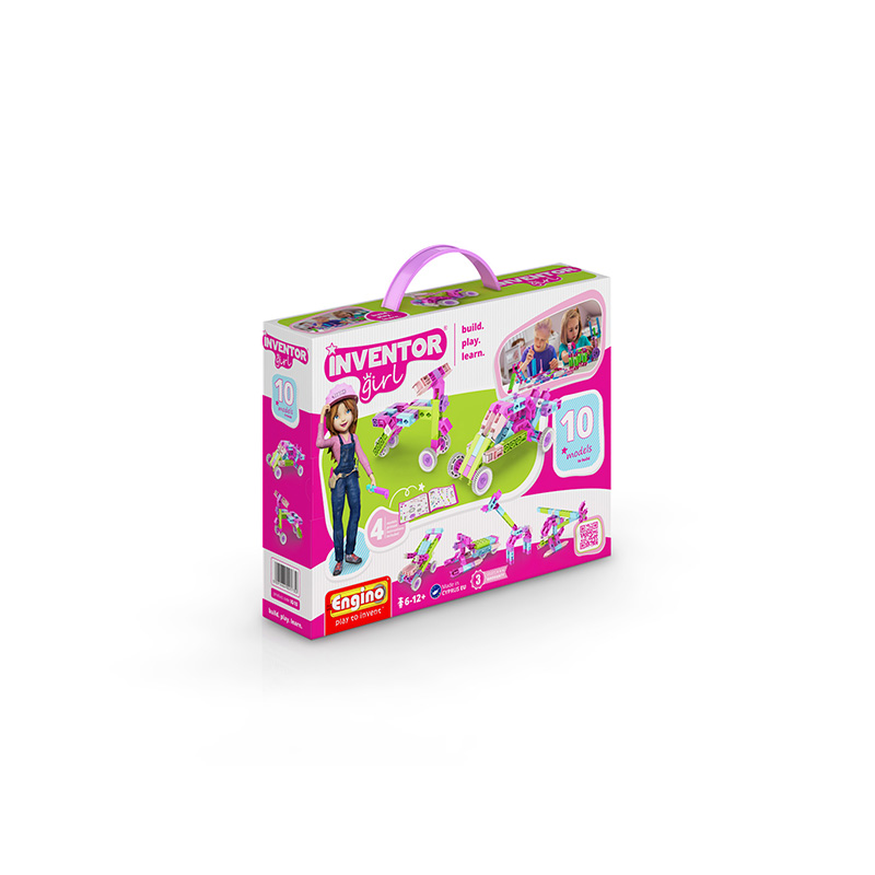 Конструктор Engino Inventor Girls 10