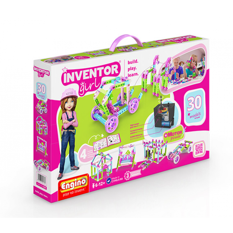 Конструктор Engino Inventor Girls 30