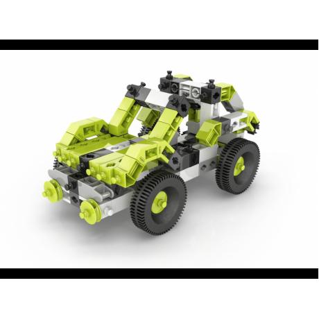 Конструктор Engino Inventor - Автомобили - 12 моделей