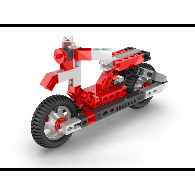 Конструктор Engino Inventor - Мотоциклы - 12 моделей фото