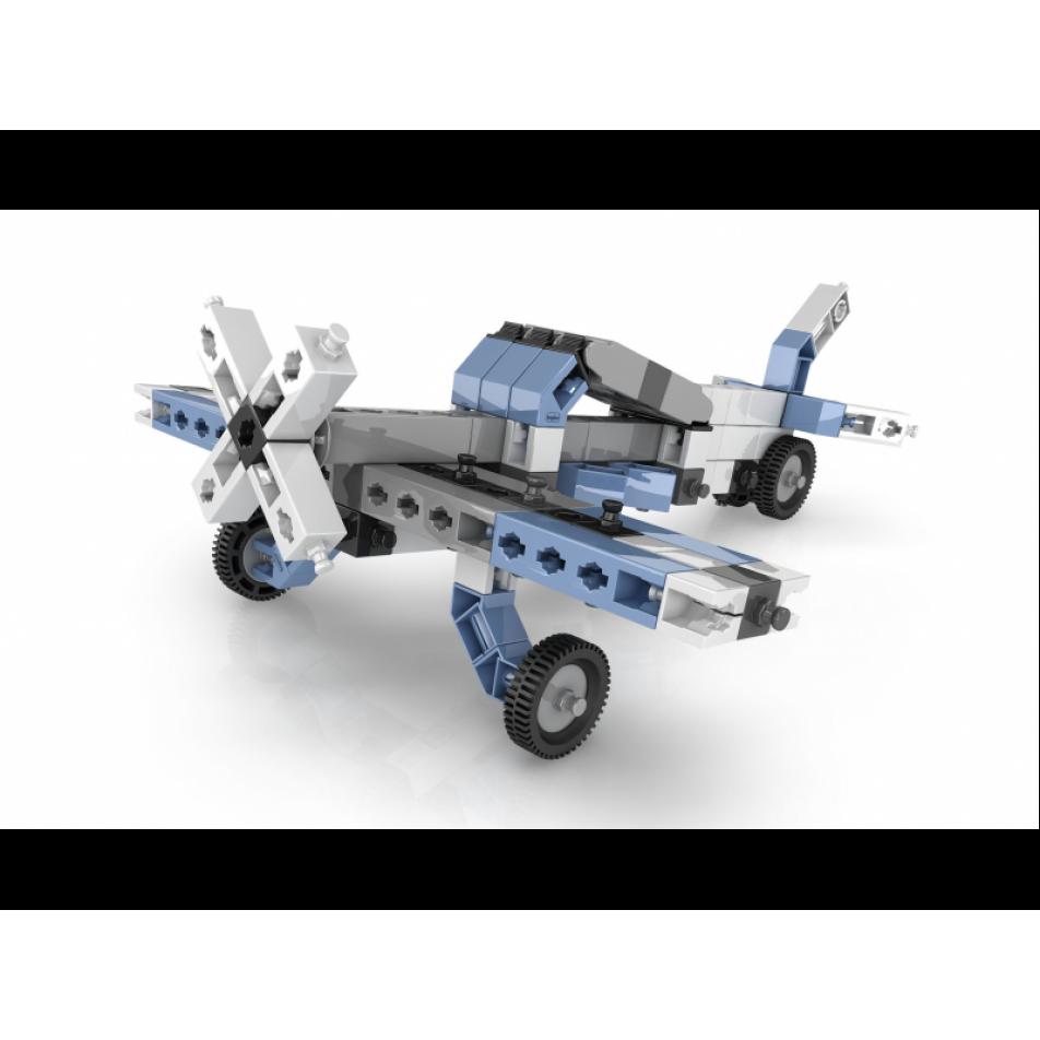 Конструктор Engino Inventor - Самолеты - 12 моделей