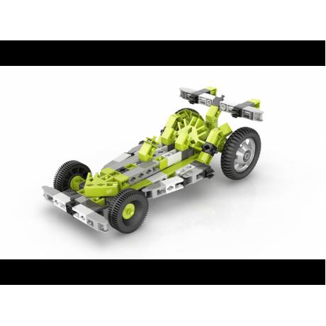 Конструктор Engino Inventor - Автомобили - 16 моделей