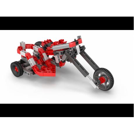 Конструктор Engino Inventor - Мотоциклы - 16 моделей