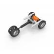 Конструктор Engino Discovering Stem - Механика: колеса, оси и наклонные плоскости фото