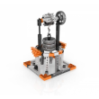 Конструктор Engino Discovering Stem - Механика: колеса, оси и наклонные плоскости фотографии