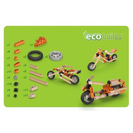 Конструктор Engino Eco Builds - Мотоциклы