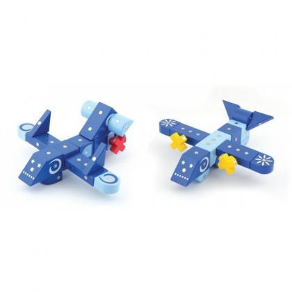 Магнитный конструктор Genii Creation - Самолёт