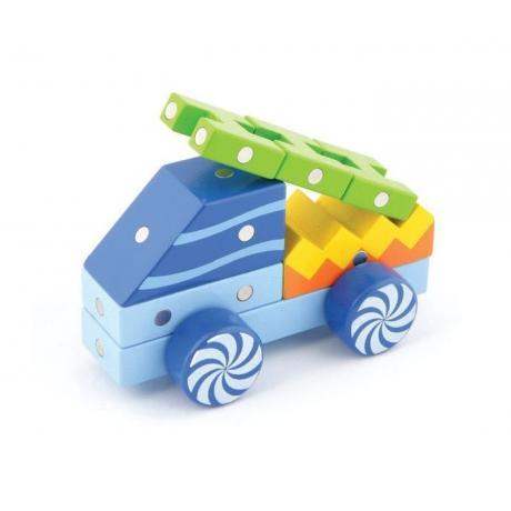 Магнитный конструктор Genii Creation - Транспорт