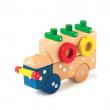 Магнитный конструктор Genii Creation - Транспорт малый