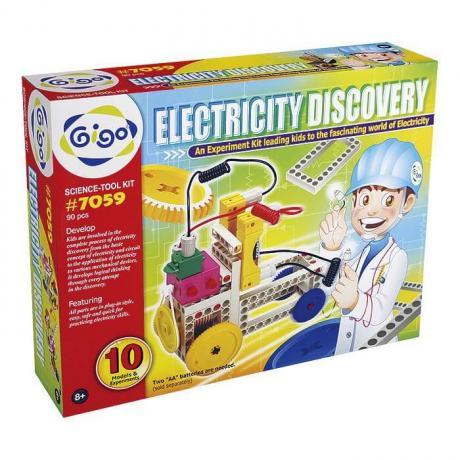 Конструктор Gigo Электрическая энергия
