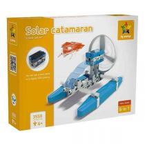 Конструктор Gigo Катамаран на солнечной энергии