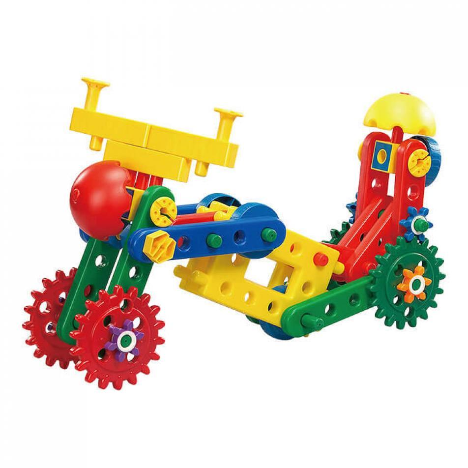 Конструктор Gigo Юный инженер- волшебные шестерни 2
