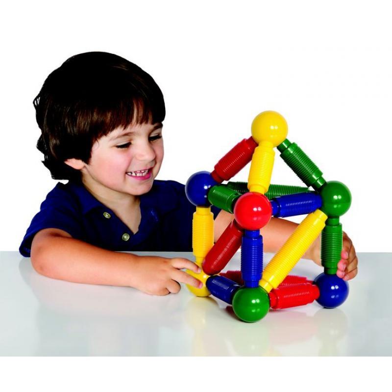Магнитный конструктор GuideCraft Better Builders® 30 фото