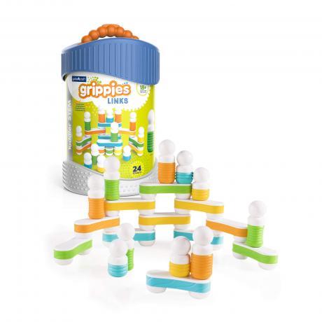Магнитный конструктор GuideCraft Grippies® Links 24