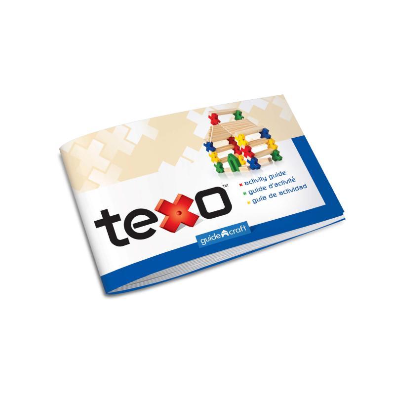 Деревянный конструктор GuideCraft Texo® 65 фото