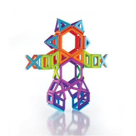 Магнитный конструктор GuideCraft PowerClix® - Frames 100