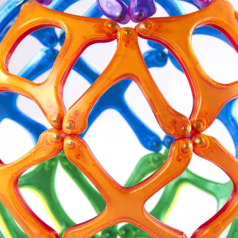 Магнитный конструктор GuideCraft PowerClix® - Organics 48 фото